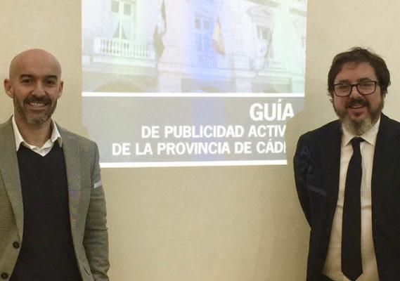 Guía de Publicidad Activa de la provincia de Cádiz 2